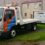 Mobile self storage Ayrshire